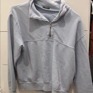 quarter zip jackets